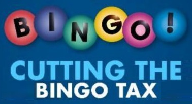 How do the taxes affect bingo players?