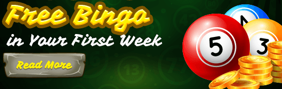Where can you get a bingo bonus for free?