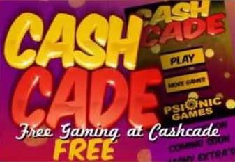 Can you play bingo for free at Cashcade network?